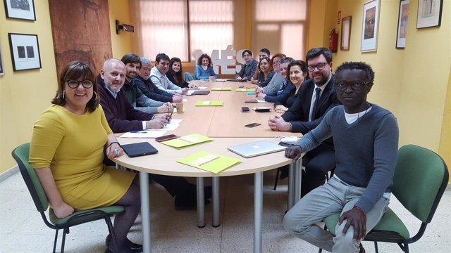 Nueva ejecutiva de MÉS per Mallorca
