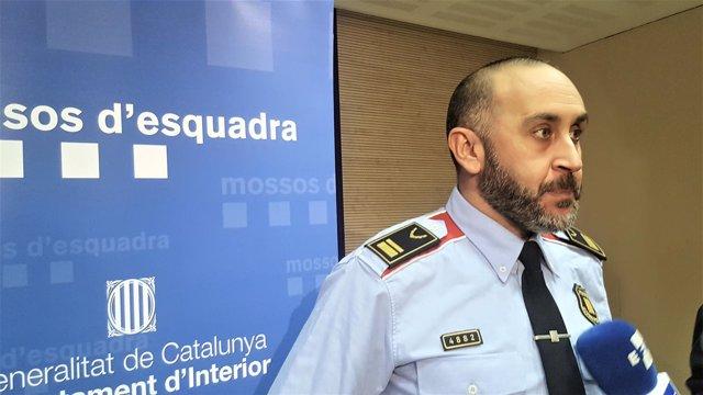 Antoni Rodríguez (División de Investigación Criminal (DIC) de Mossos