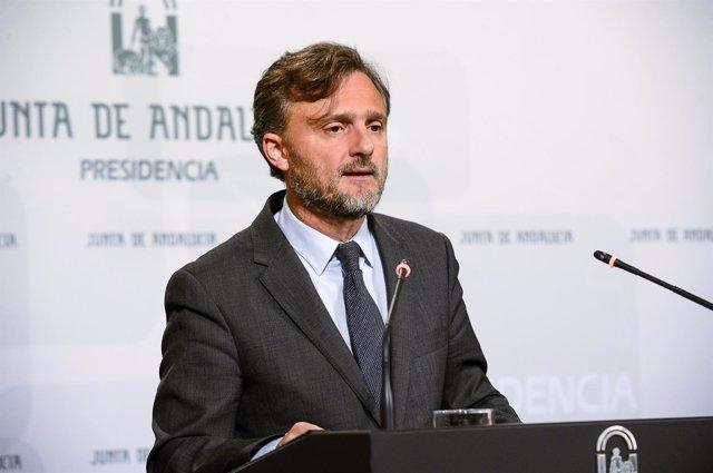 José Fiscal, tras el Consejo de Gobierno