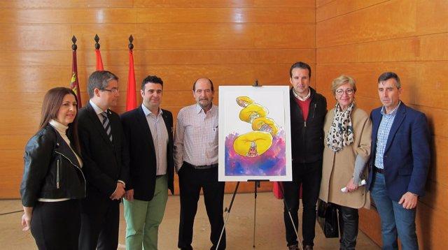 Presentación de la fiesta del Buñuelo en Murcia