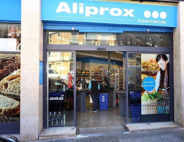 Supermercado Aliprox de Caprabo