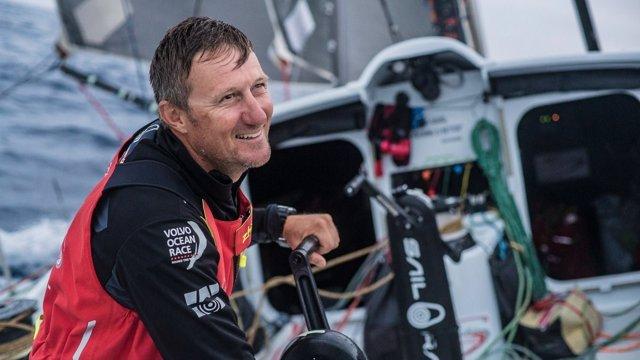 John Fisher, navegante desaparecido en la Volvo Ocean Race