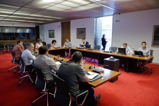 Comisión de investigación sobre la planta de biometanización de Ultzama