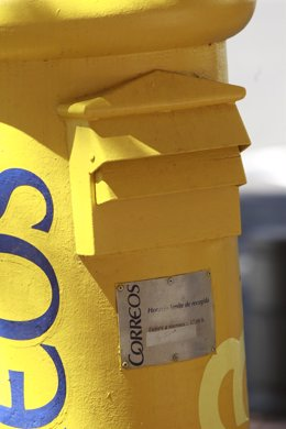 Buzón, correos, carta, cartas, misivas