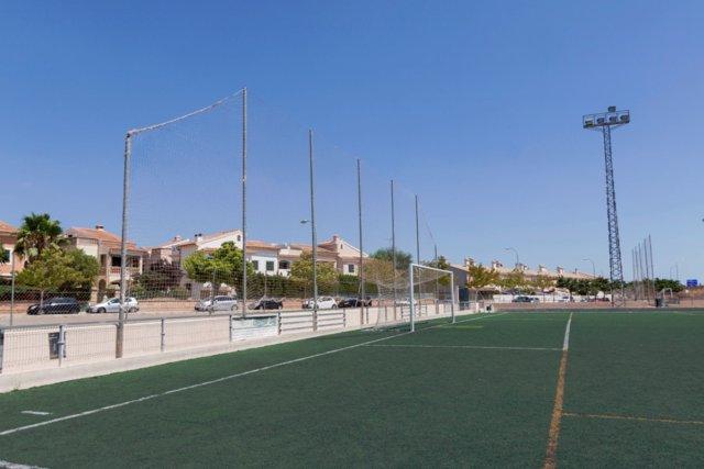Campo de fútbol Sa Nova Cabana (Marratxí)