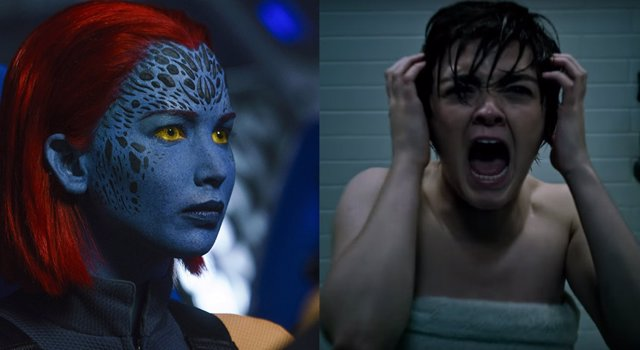 X-Men: Dark Phoenix y The New Mutants