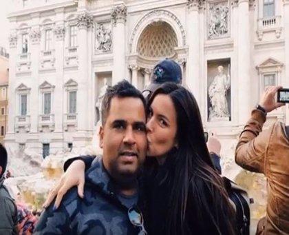 La chilena Kathy Bodis responde furiosa a aquellos que critican a su pareja