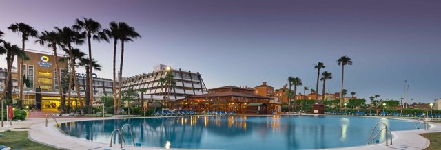 Hotel Ilunion Islantilla.