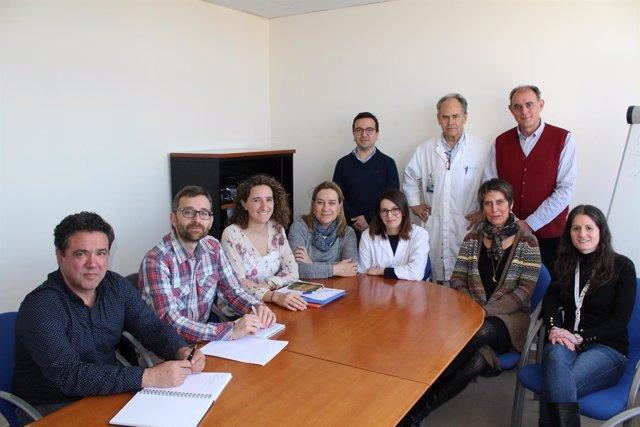 Investigación liderada por el Dr. García Olmo