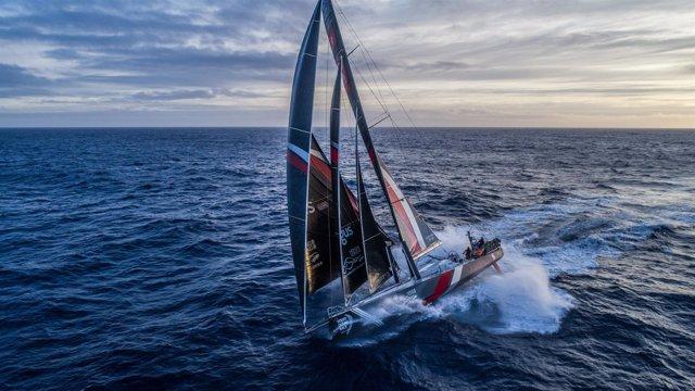 Sun Hung Kai/Scallywag en la Volvo Ocean Race