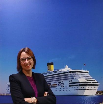 Costa Cruceros nombra como directora de Trade Marketing a Bárbara Fernández