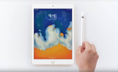Nuevo Ipad De 9,7 Pulgadas Compatible Con El Apple Pencil