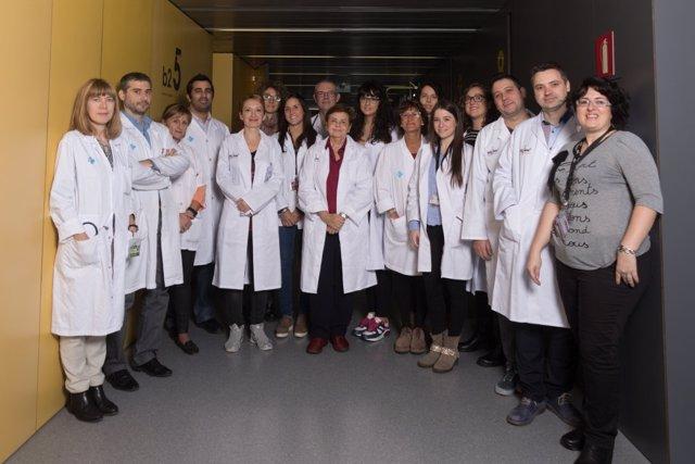 Investigadores del Instituto de Investigación Biomédica de Lleida (IRBLleida)