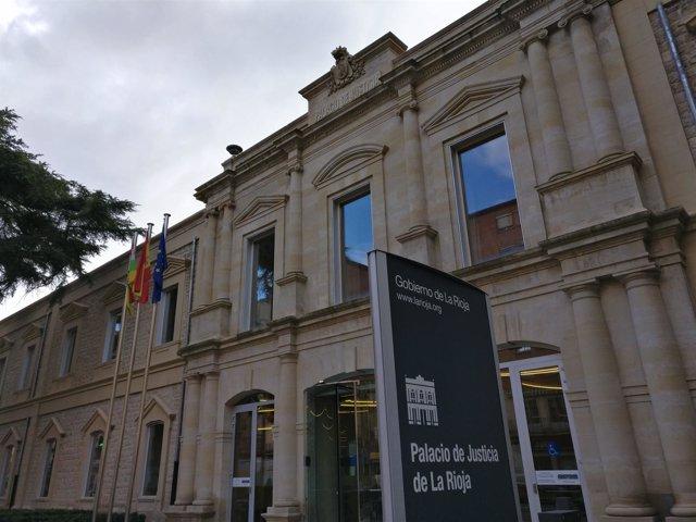 """""""Palacio Justicia La Rioja"""""""