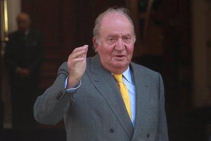 El Rey Juan Carlos I llega a Arabia Saudí para una visita privada