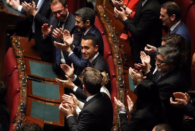 Grupo parlamentario del Movimiento 5 Estrellas