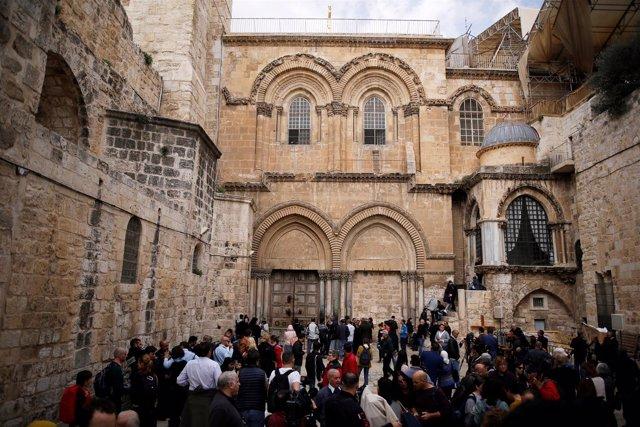 Iglesia del Santo Sepulcro (Jerusalén)