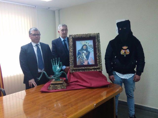 El reo que será liberado en 2018 por la Cofradía de El Rico de Málaga