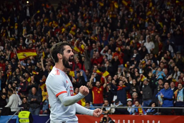 España - Argentina