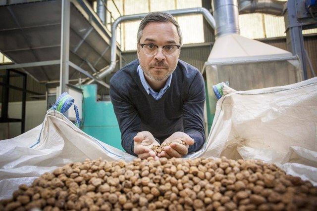 Gerente de Tigernuts Traders