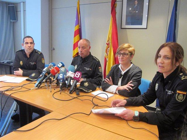 La Policía informa sobre una empresa cárnica que distribuía carne en mal estado