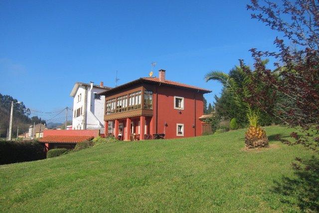 Casa Rural en Villaviciosa.