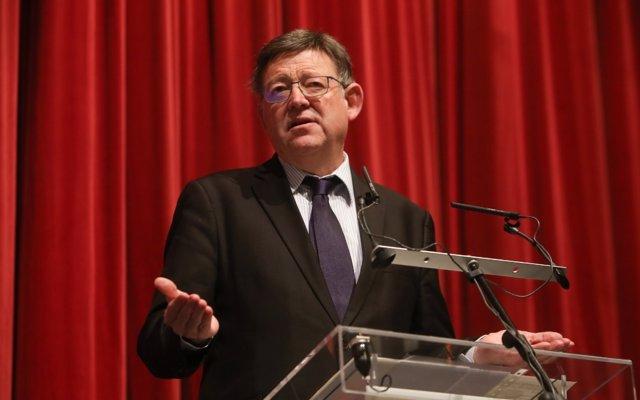 El presidente de la Generalitat Valenciana, Ximo Puig