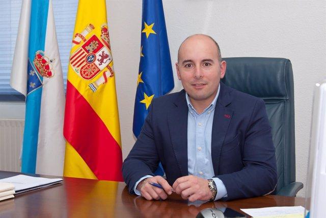 JOSÉ ANGEL SANTOS (Ayuntamiento de Friol)