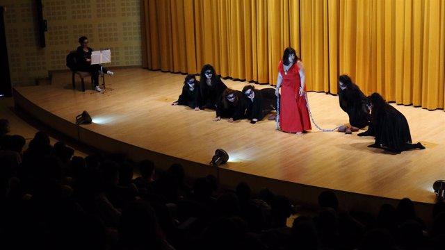 II Jornada de Teatro y Humanidades en la UPO el 2de abril