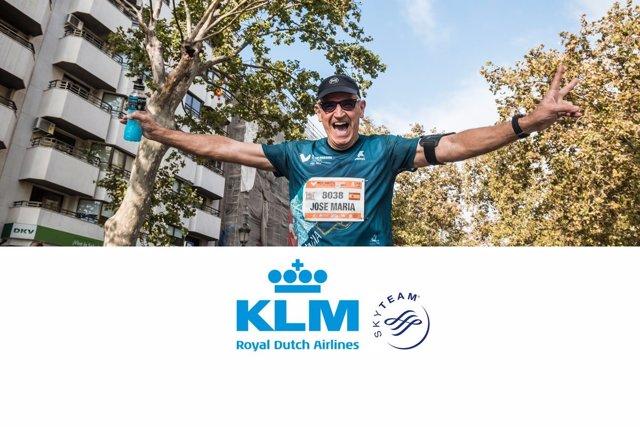 Acuerdo de KLM con el Maratón de València