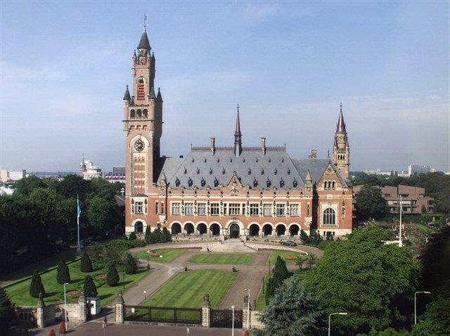 Palacio de la pa la haya