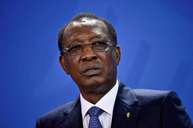 Idriss Déby, presidente de Chad