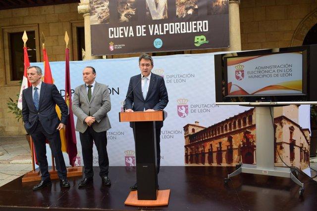 Martínez Majo presenta el plan de Conectividad 28-3-2018