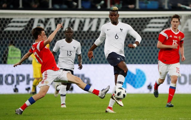 La FIFA abre una investigación por insultos racistas a jugadores franceses
