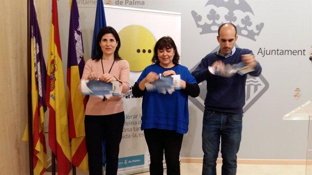 Presentación de los actos del Día Mundial del Autismo, rueda de prensa
