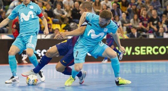 Movistar Inter y FC Barcelona Lassa