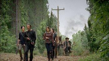 Foto: El actor que quiso morir en The Walking Dead