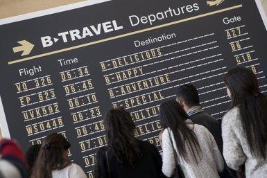 B-Travel sortejarà premis i descomptes per viatjar per valor de més de 20.000 euros (FIRA DE BARCELONA )