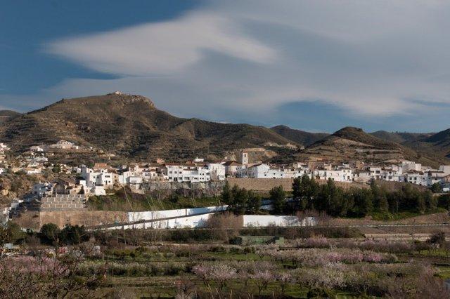 Albanchez, en Almería