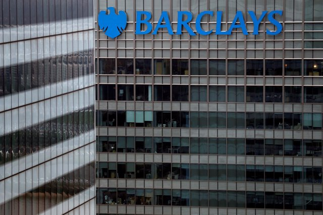 A Barclays bank building is seen at Canary Wharf in London, Britain May 17, 2017