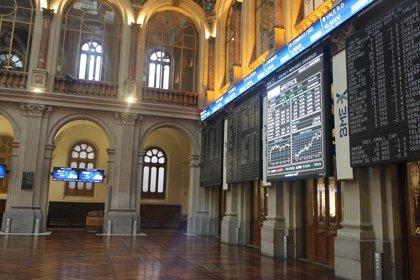 El Ibex cierra marzo con descenso del 2,43%, pese a ganar un 2,21% en la última semana