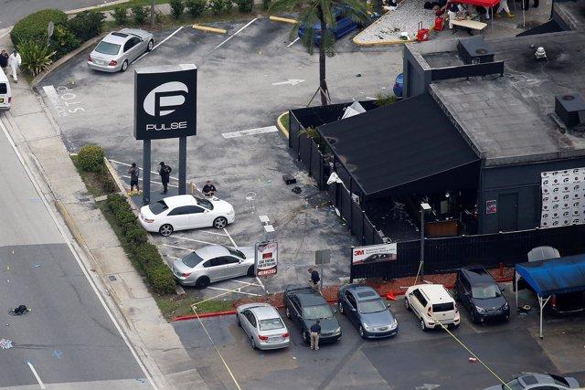 Discoteca Pulse de Orlando, escenario del atentado