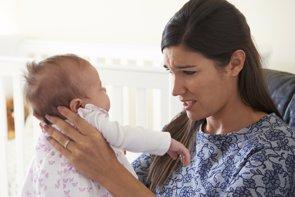 El síndrome del niño zarandeado: el desconocido peligro de sacudir a los bebés (GETTY IMAGES/ISTOCKPHOTO / HIGHWAYSTARZ - Archivo)