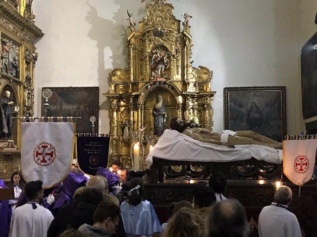 Procesión al Humilladero de Valladolid