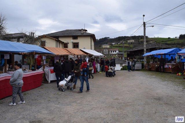 Archivo. Muestra de Oficios y Costumbres del Medio rural de Paredes