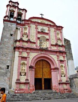 Capilla de San Francisco de Asís, en Cuernavaca