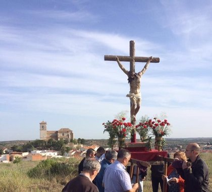Veteranos de la Legión del Sáhara acompañarán al Cristo Yacente este Viernes Santo en Campo Real