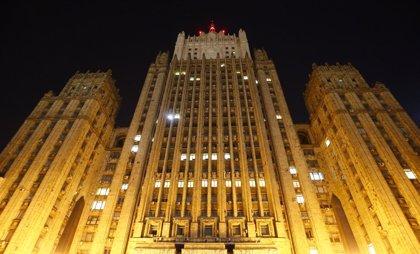 Rusia actúa en reciprocidad y ordena la expulsión de diplomáticos de varios países europeos