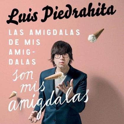 """El espectáculo de Luis Piedrahita """"Las amígdalas de mis amígdalas son mis amígdalas"""" llega a Cáceres en mayo"""