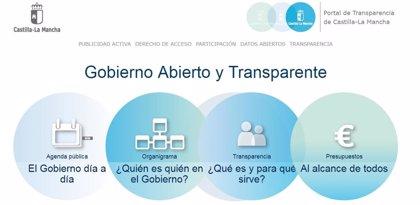 El Portal de Transparencia de C-LM recibió durante los dos primeros meses del año más de 9.000 visitas